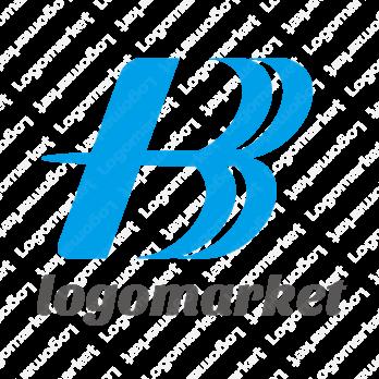 Bとスタイリッシュと先進的のロゴ