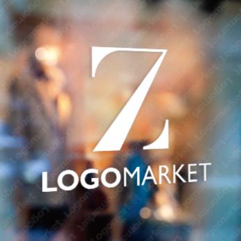 Zと品格と高級のロゴ