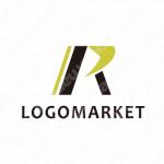 Rと未来と進化のロゴ