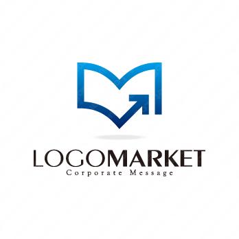 参考書と本とレベルアップのロゴ
