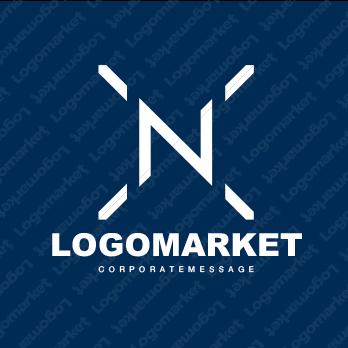 NとXと先進的のロゴ