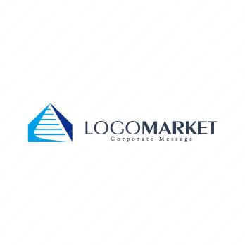 資産と成長と威厳のロゴ