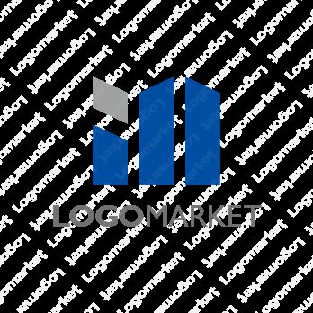 Mと実績と栄光のロゴ