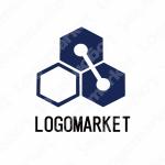 シンプルと科学と医療のロゴ