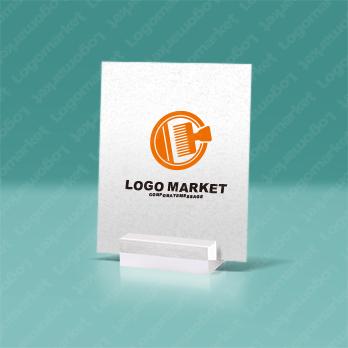 小売と物販とアパレルのロゴ