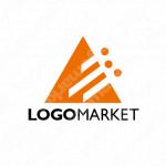 三角とAと未来のロゴ