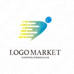 健康とスポーツとネットショップのロゴ