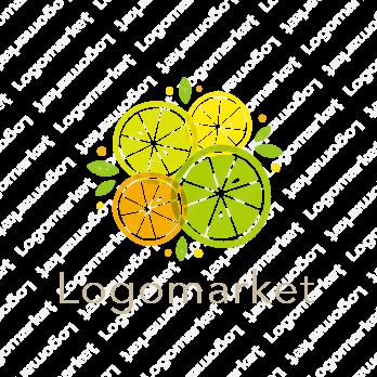 レモンと爽やかとナチュラルのロゴ