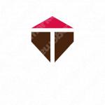 目標と急上昇とTのロゴ