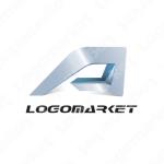 鋼と立体とAのロゴ