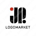 日本とJとPのロゴ