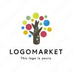 木と成長と環境のロゴ