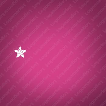 優しさとエレガントと協力のロゴ