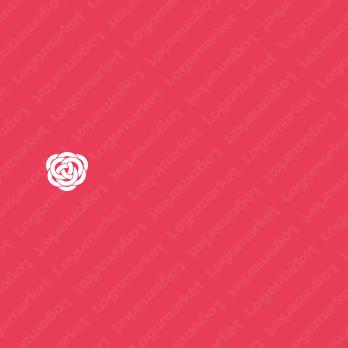 愛情と美と繋がりのロゴ