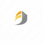 船と前進と挑戦のロゴ