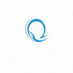 新たな風と可能性とQのロゴ