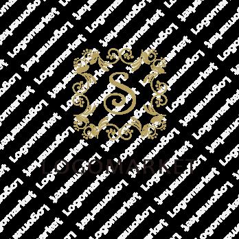 繊細とエンブレムとSのロゴ