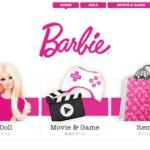原点に帰ったロゴマーク | バービー(Barbie)